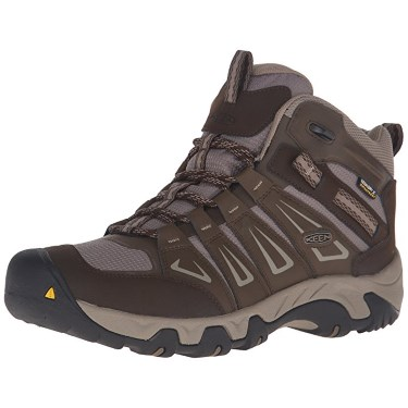 KEEN Men's Oakridge Mid Wp-m