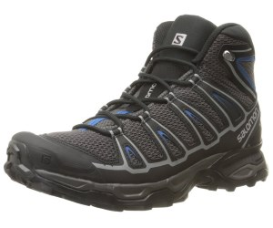 Best lightweight mens hiking boots - Salomon Men's X Ultra Mid Aero Hiking Boots