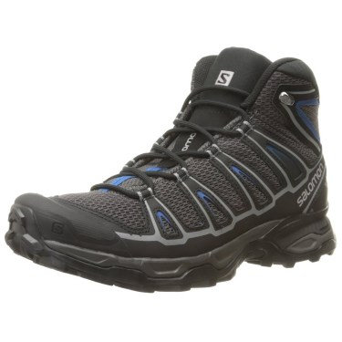 Best lightweight mens hiking boots - Salomon Men's X Ultra Mid Aero Hiking Boot
