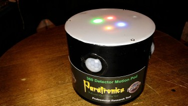 360 Degree Motion Detector