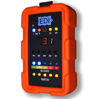 EDI+ All-In-One EMF Detector and Data Logger
