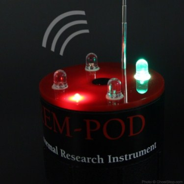 REM POD With Temperature Detection