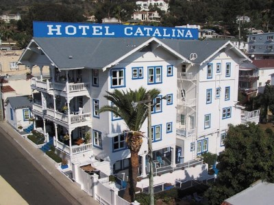 Hotel Catalina - Historical hotel in a great location