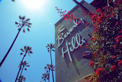 The Beverly Hills Hotel - Perfect for families that want to stay in a 5 star luxury hotel