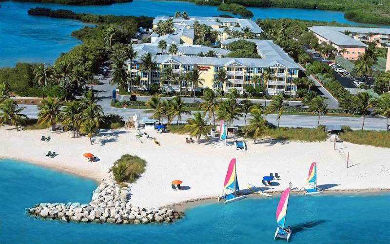 Sheraton Suites Key West - Easy beach access