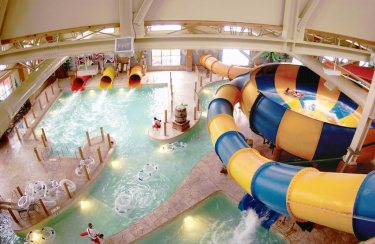 The Great Wolf Lodge is one of the Best Hotels Near Disneyland for Families