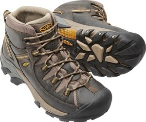 Best Shoe - KEEN Men's Targhee II Mid Wide Hiking Shoe