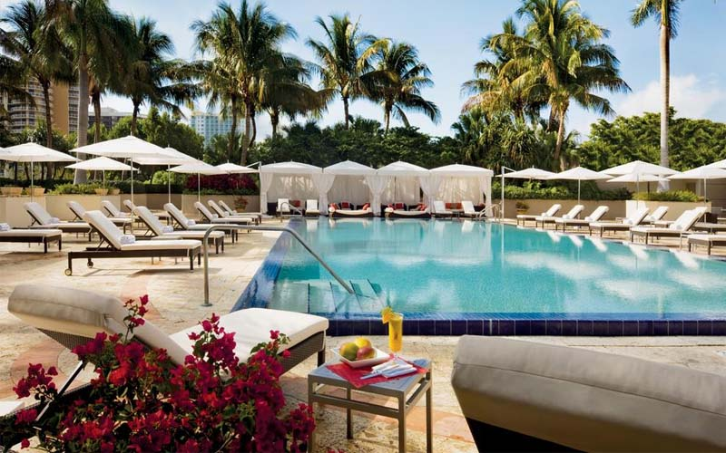 The Ritz-Carlton Coconut Grove in Miami, Florida