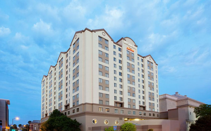 Residence Inn by Marriott - Next to The Alamo and less than a 10-minute drive from the San Antonio Zoo